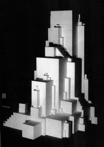 Malevich, Architekton Zeta